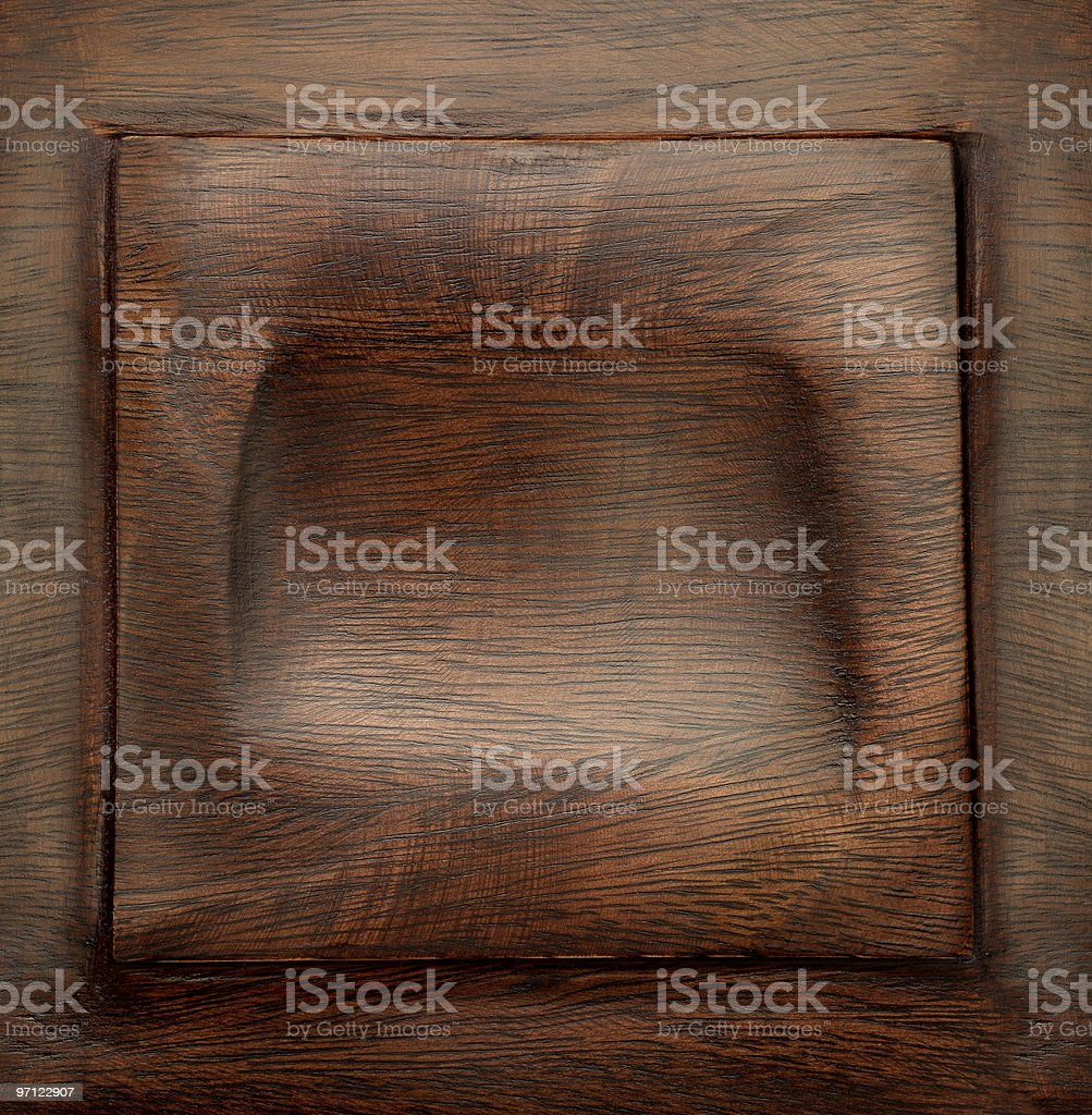 Wooden texture frame royalty-free stock photo