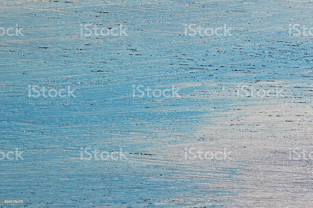 Wooden texture of blue and white stock photo