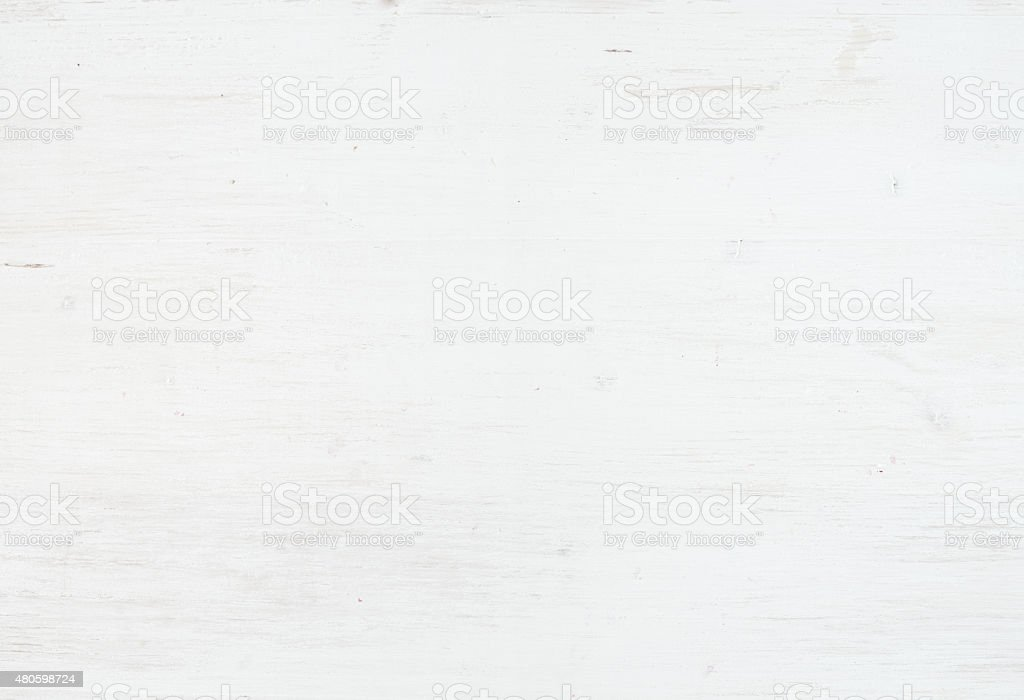 Wooden texture, white wooden background with kitchen napkin, ver stock photo