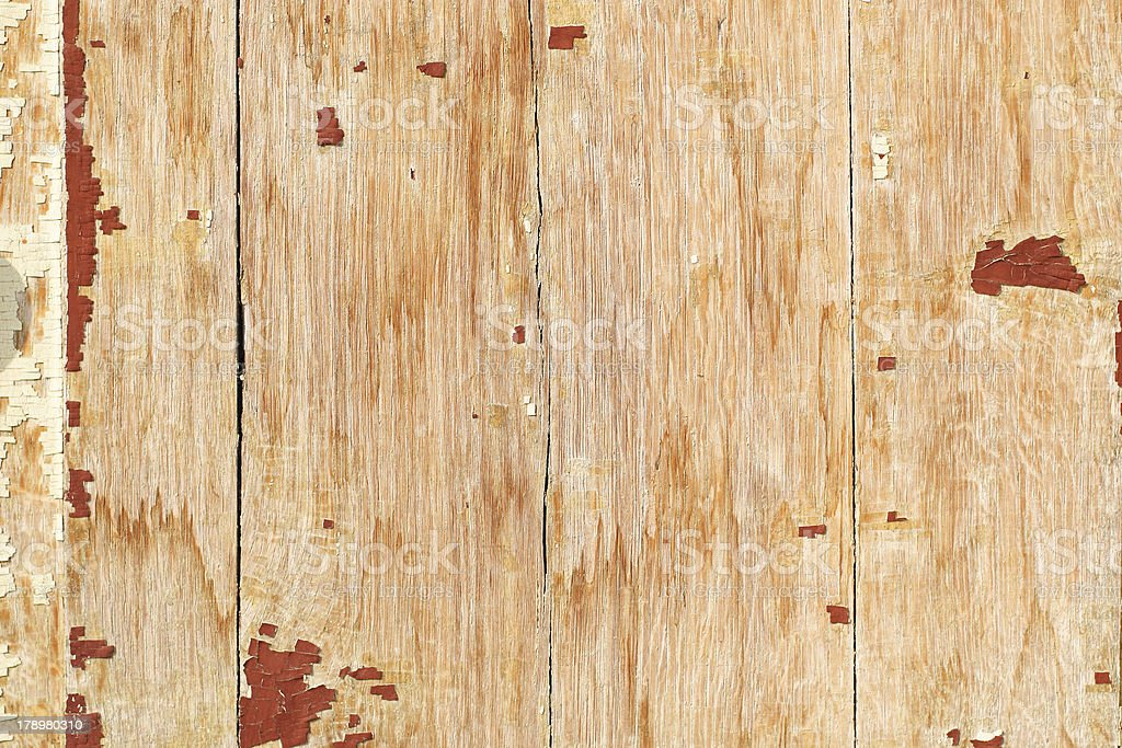 wooden texture with paint royalty-free stock photo