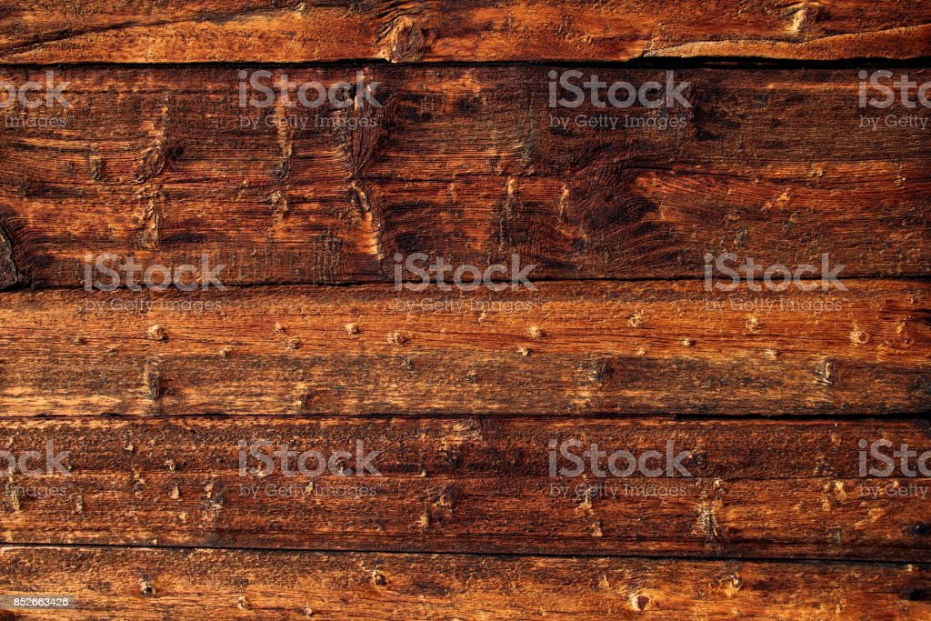 Wooden textures, Wood panel background, Texture of wooden boards. stock photo