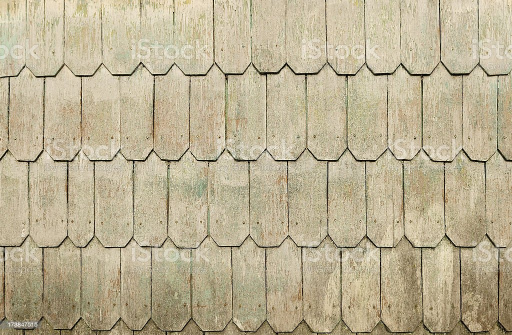 Wooden Tiles Background stock photo