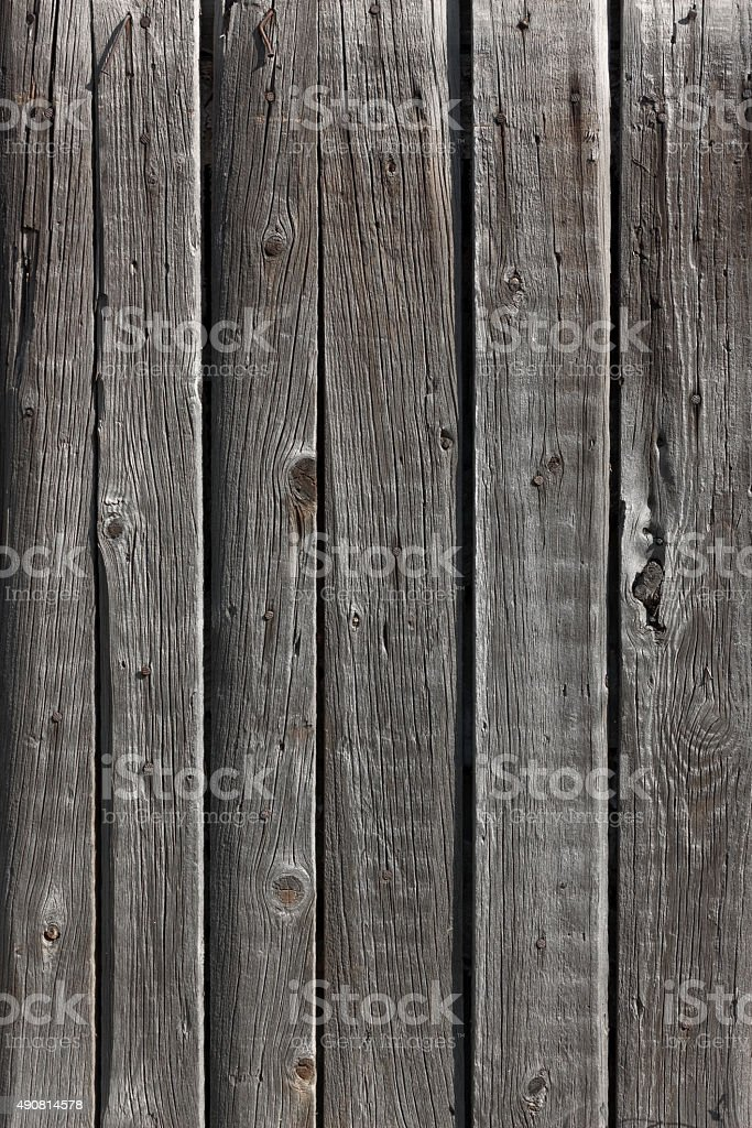 Wooden wall. stock photo