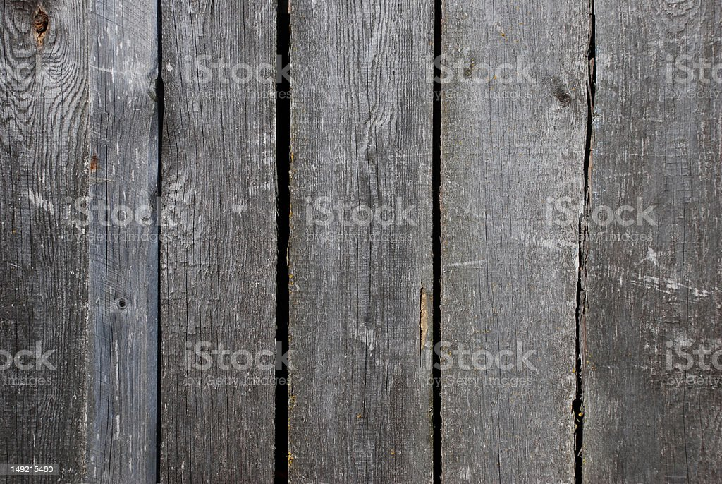 Wooden Wall Planks royalty-free stock photo