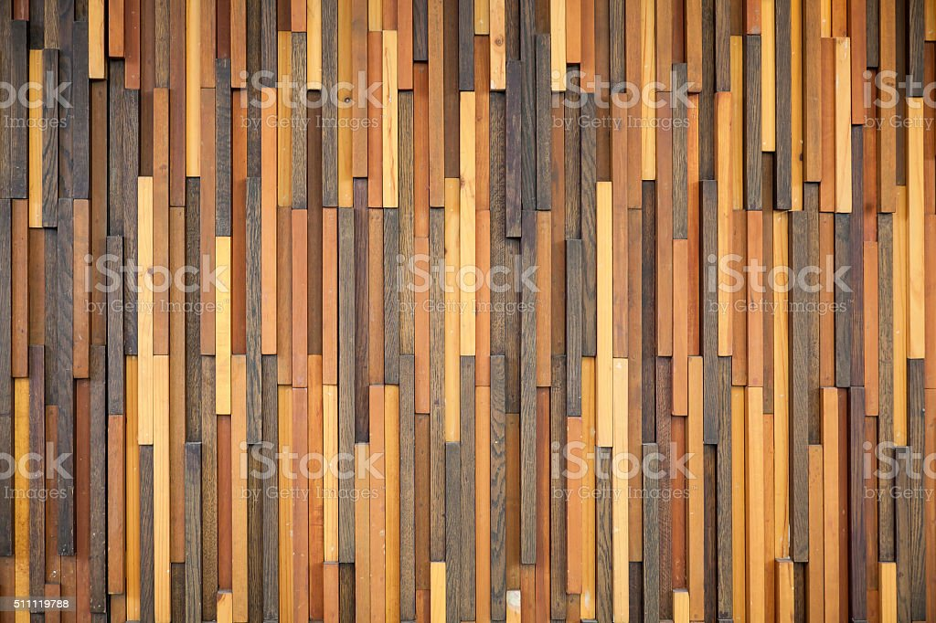 Wooden wall texture. stock photo