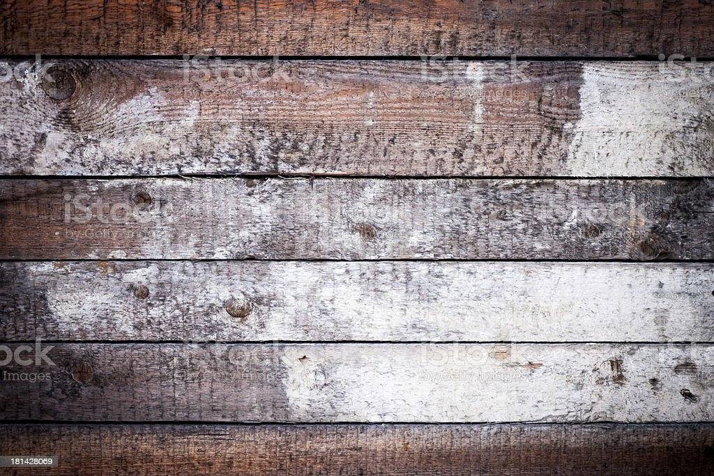Wooden wall texture, wood background royalty-free stock photo