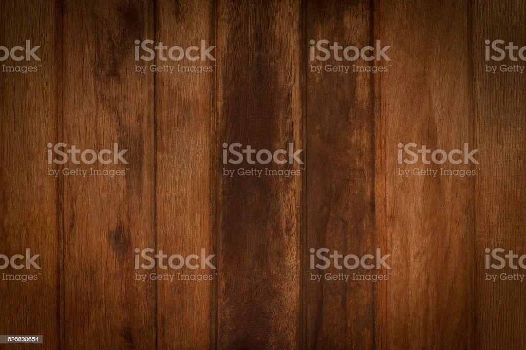 Wooden wall texture, wood background. stock photo