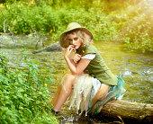Woodland Fairy Princess