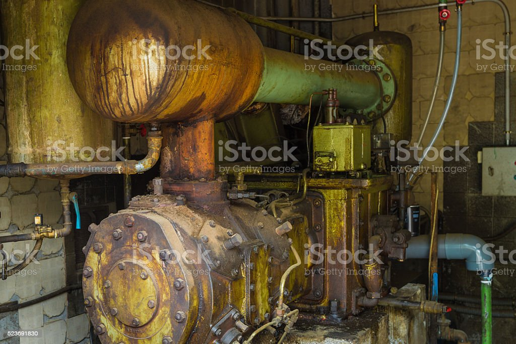 Woodworking machine. stock photo