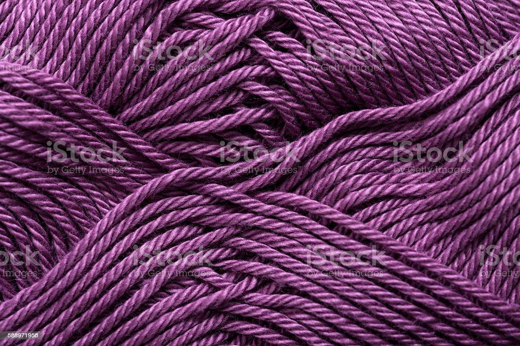 Wool rope background stock photo