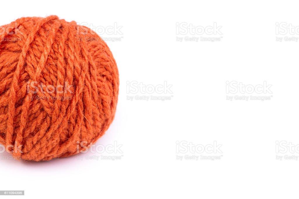 wool yarn stock photo