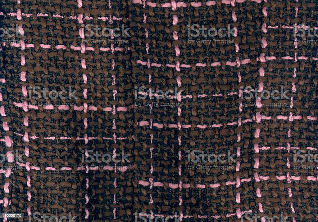 Woollen piece of Jacket royalty-free stock photo