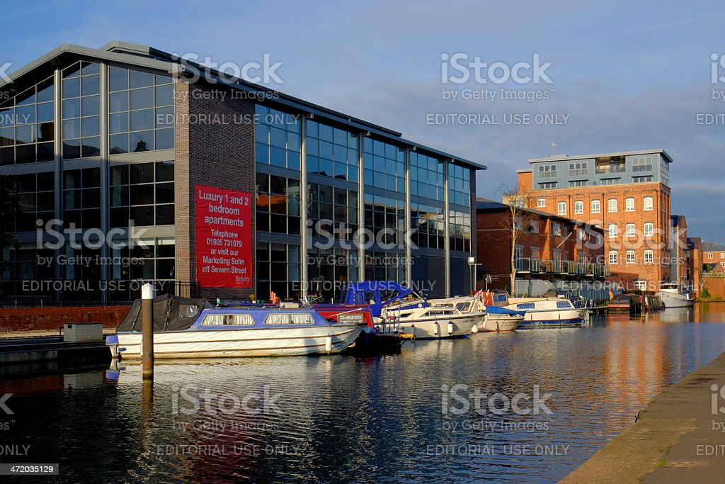 worcester royalty-free stock photo