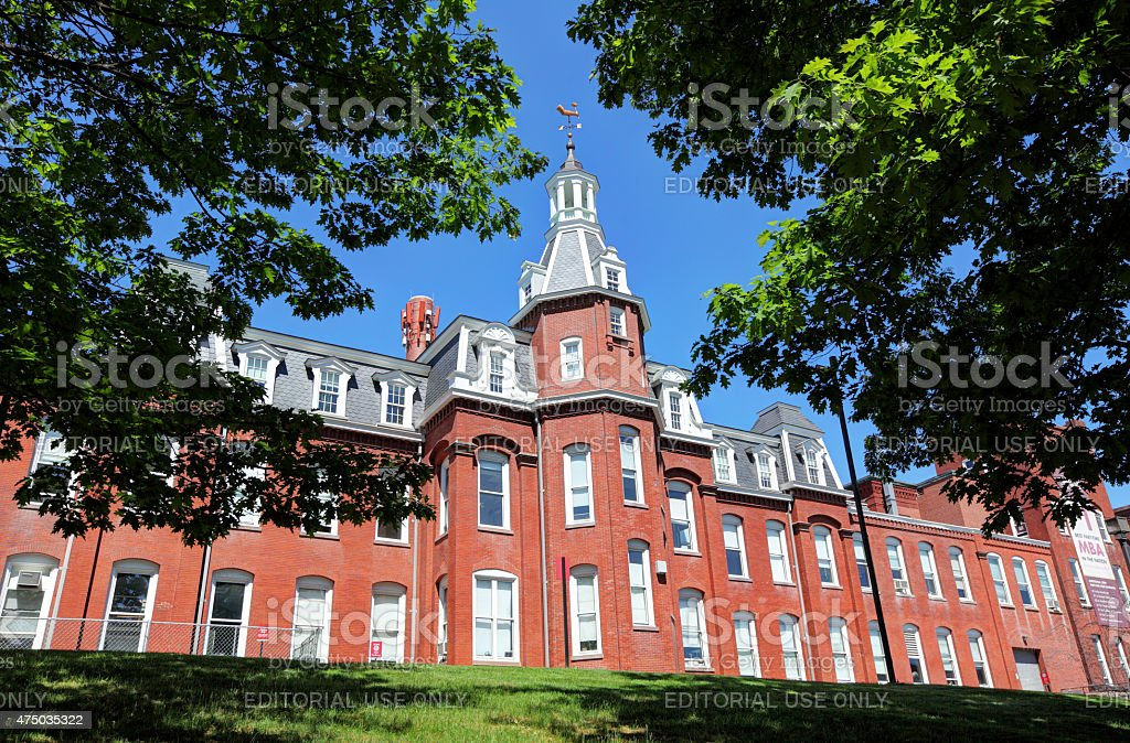 Worcester Polytechnic Institute stock photo