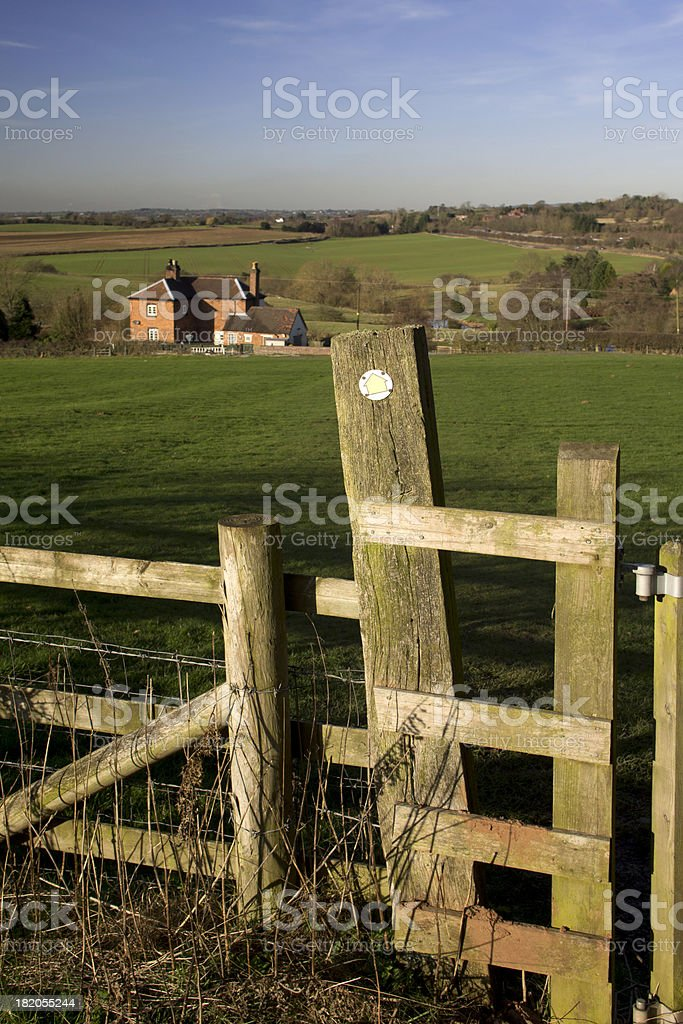 worcestershire royalty-free stock photo