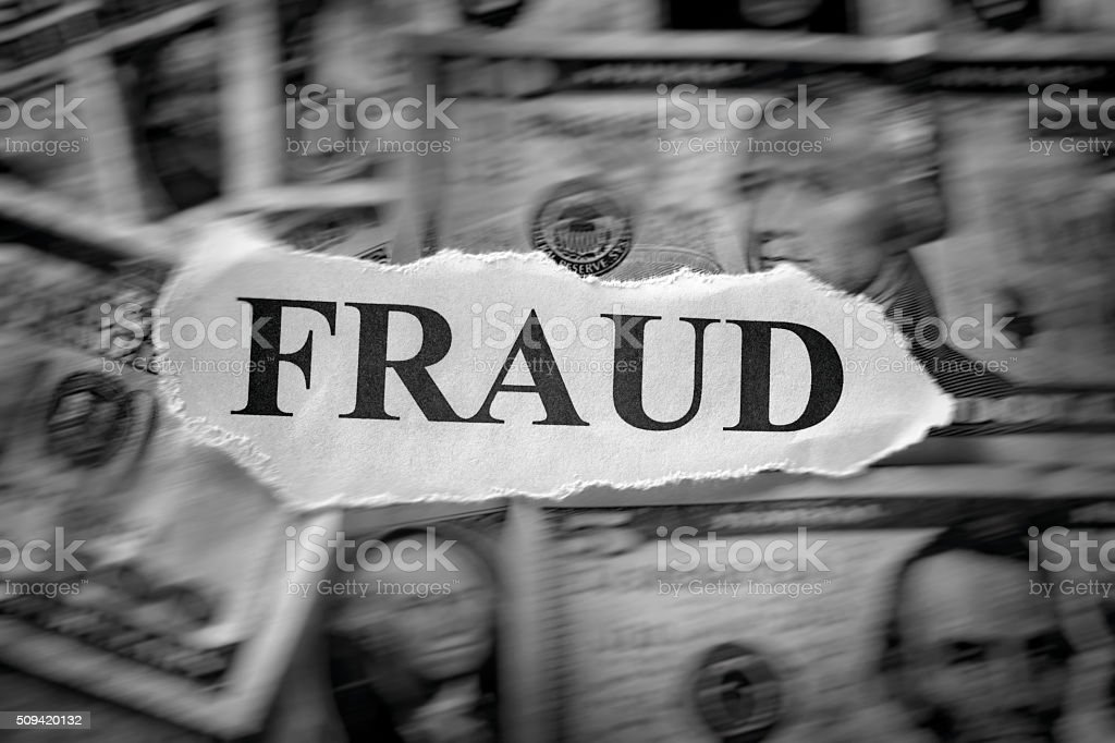 Image result for fraud bills