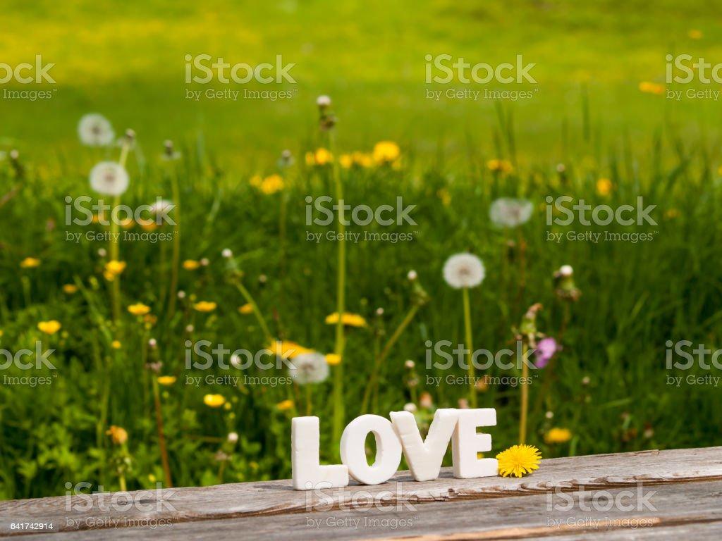 word love (52) stock photo