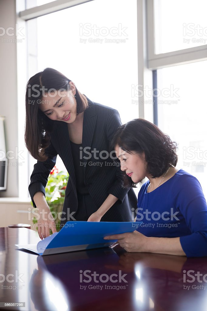 work colleagues and friends stock photo