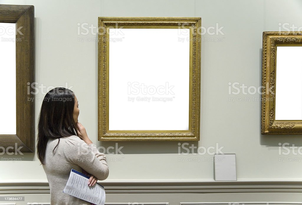 work of art stock photo