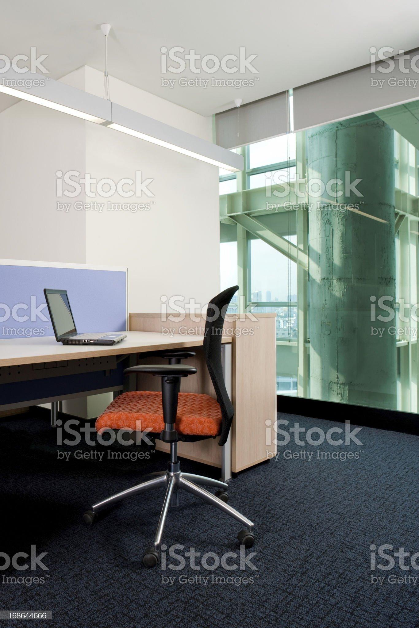 Work Station royalty-free stock photo