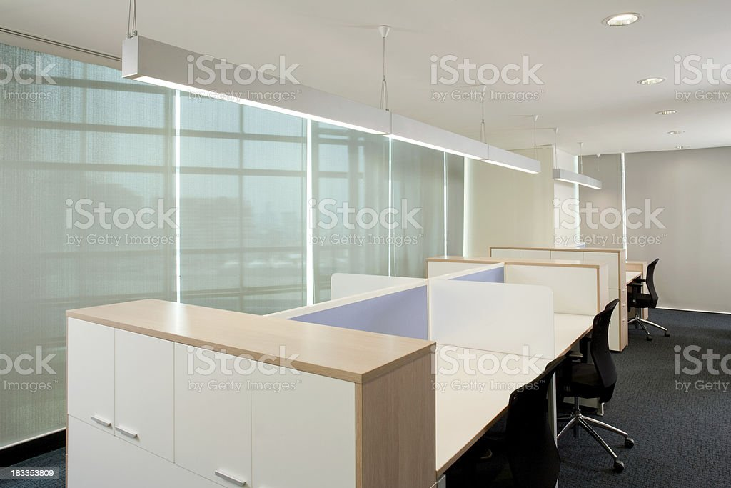 Work Stations royalty-free stock photo