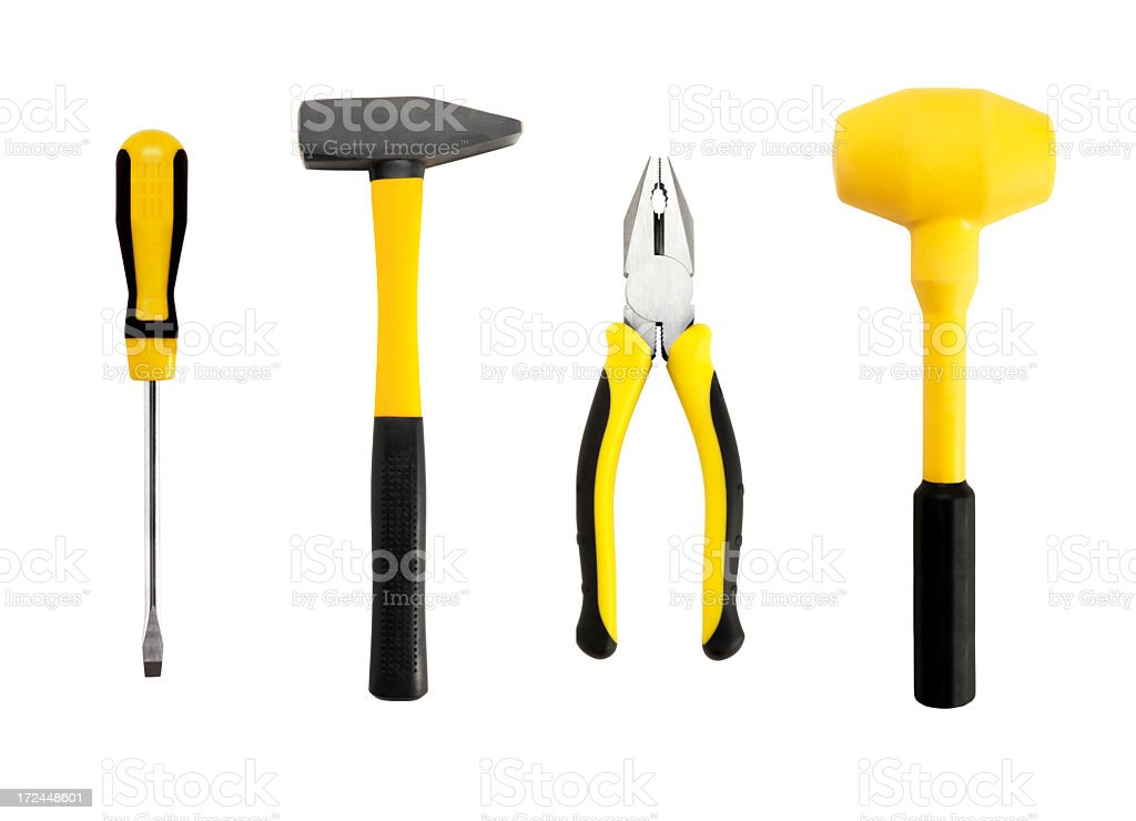 Work Tools (Click for more) stock photo