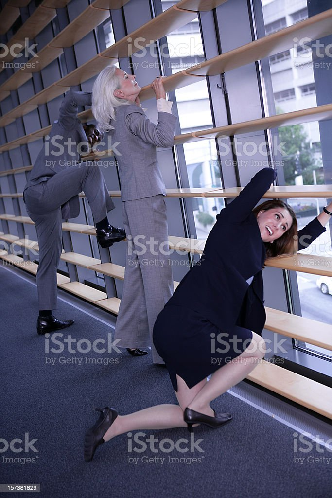 Work Week Escape stock photo