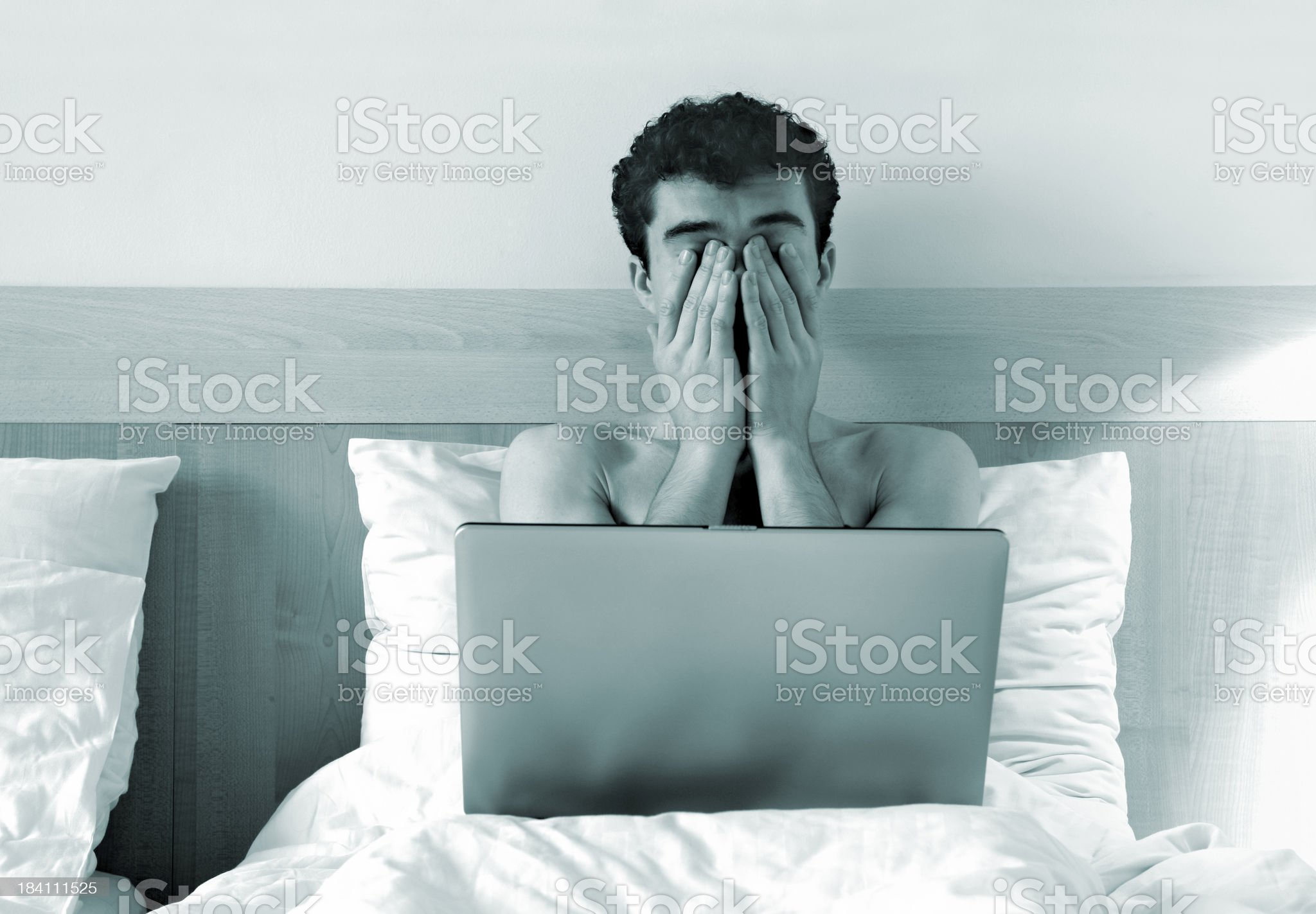 Workaholic royalty-free stock photo