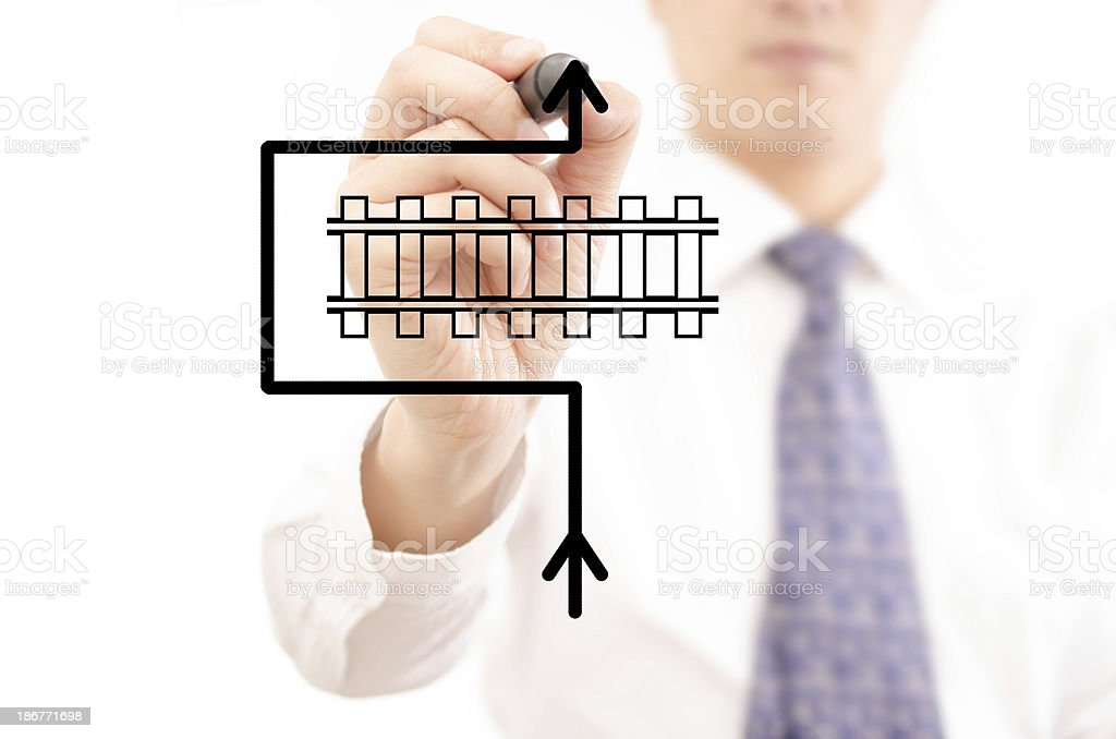 workaround stock photo