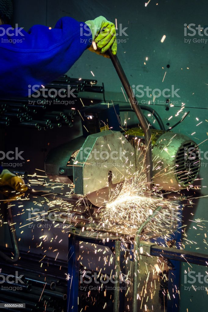 Small manufacture of tube - pipe accessories. Metalwork production...