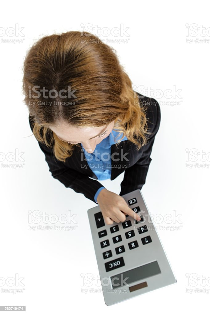 working it out stock photo