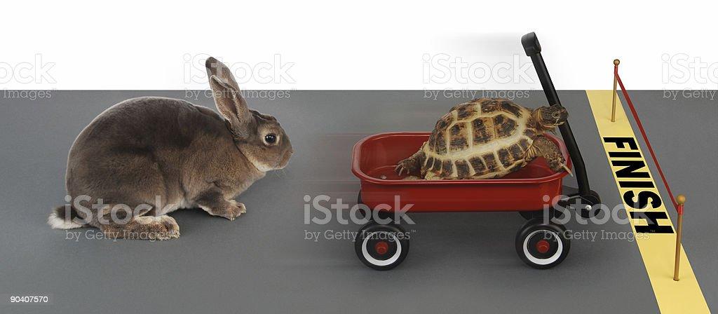 working smart stock photo
