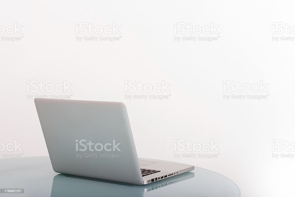 Working station royalty-free stock photo