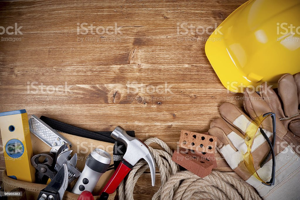 Working Tool stock photo