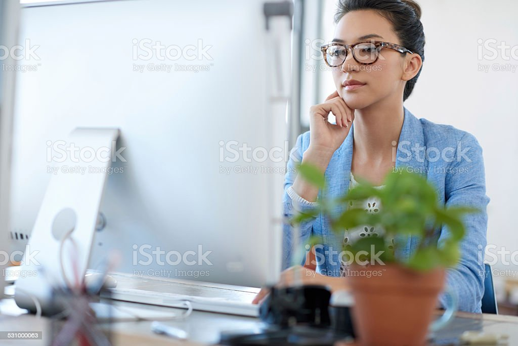 Working towrads financial stability stock photo