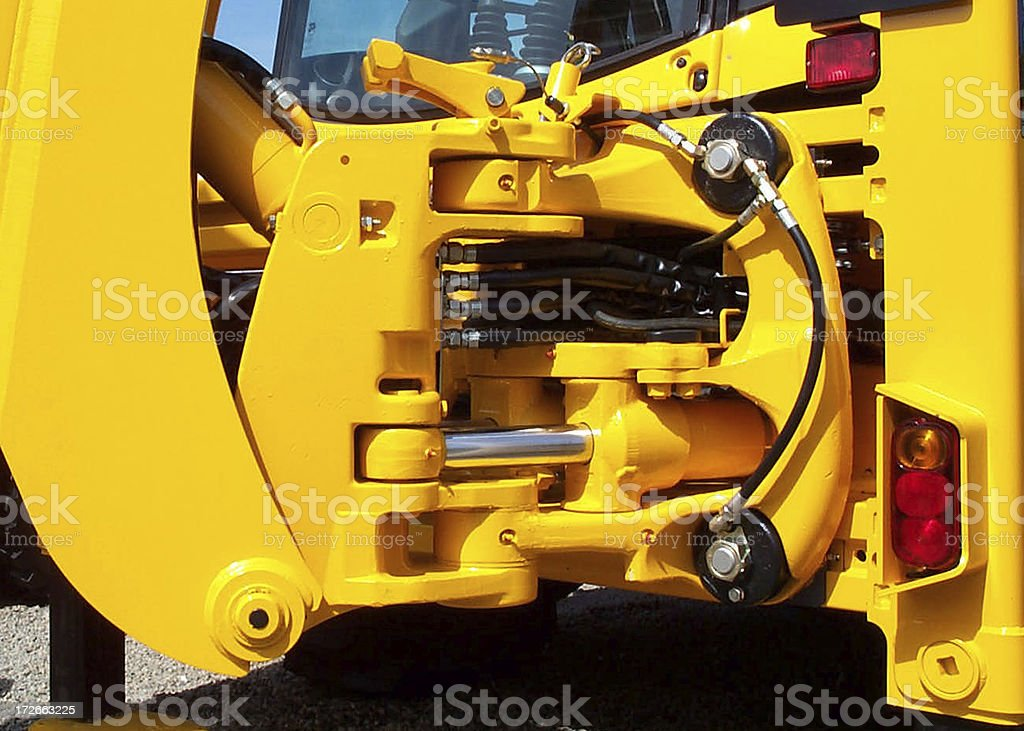 Workings of Machinery 2 royalty-free stock photo