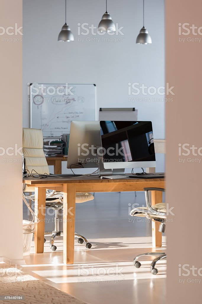 Workplace stock photo