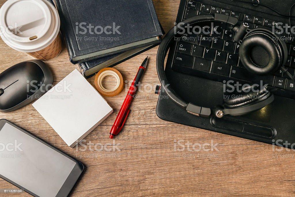 Workplace stock photo