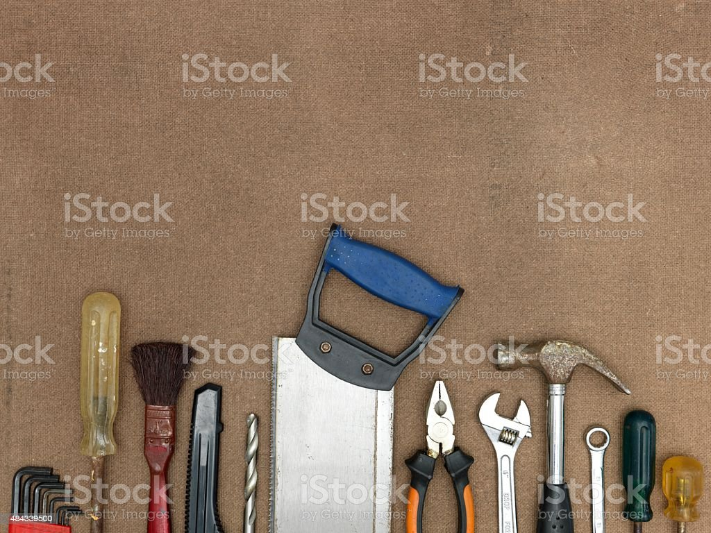 Workshop Background stock photo