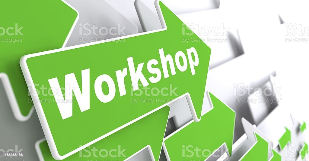 Workshop. Business Concept. royalty-free stock photo