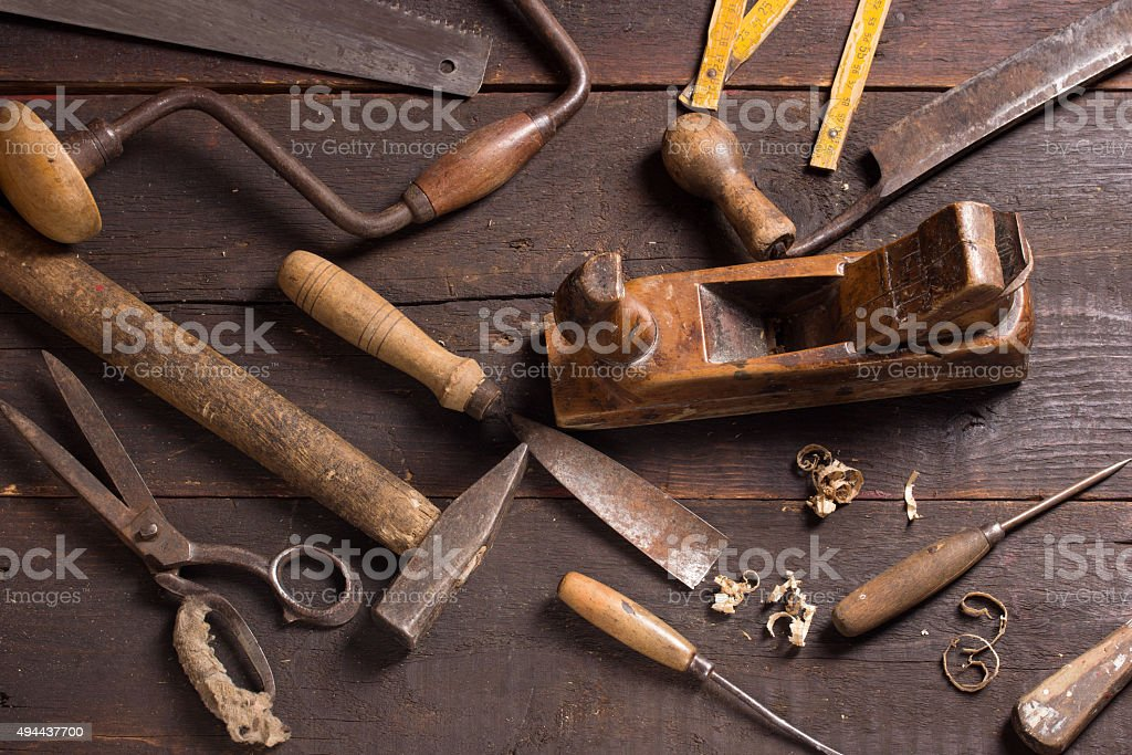 worktools stock photo