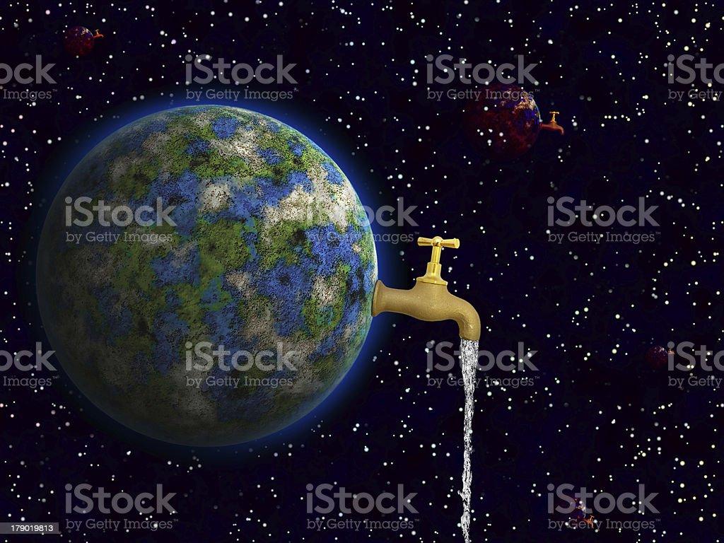 World Care royalty-free stock photo
