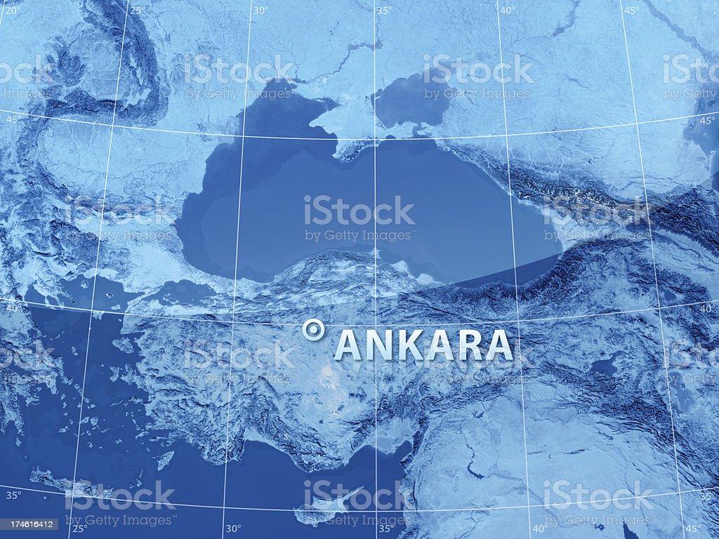 World City Ankara stock photo