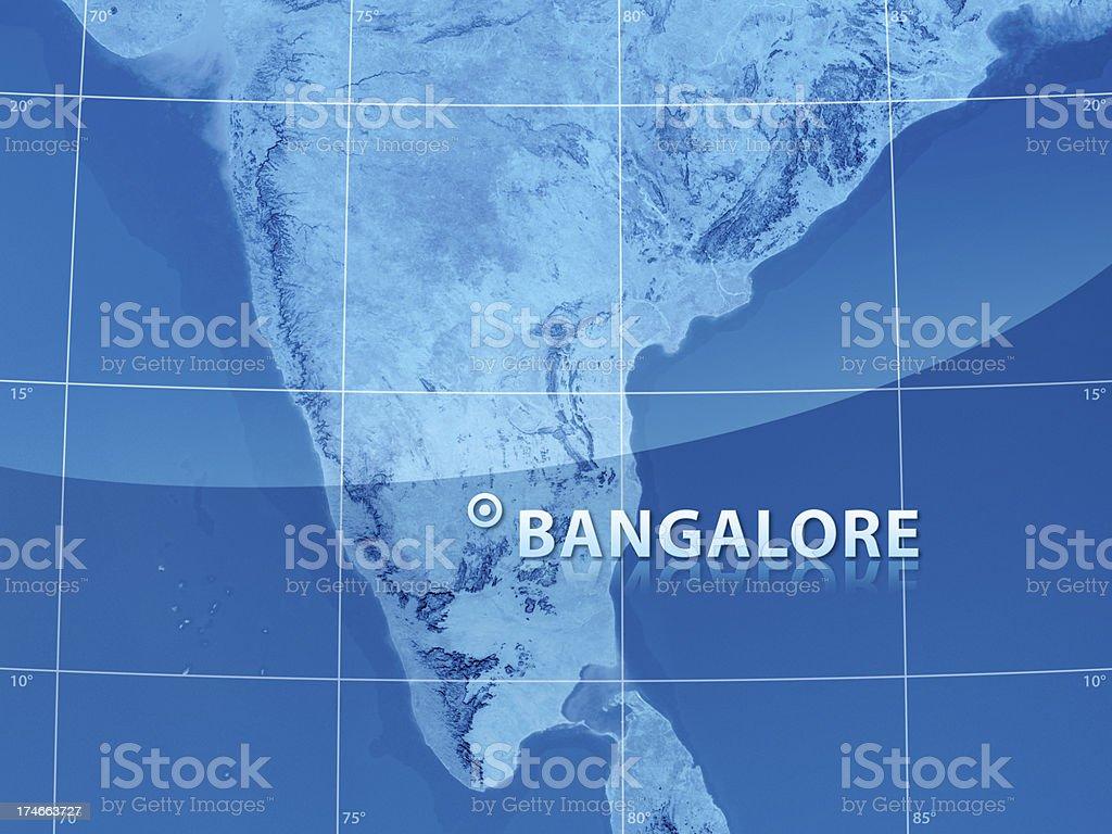 World City Bangalore royalty-free stock photo