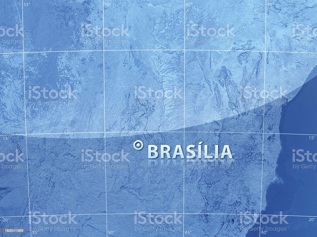 World City Brasilia royalty-free stock photo