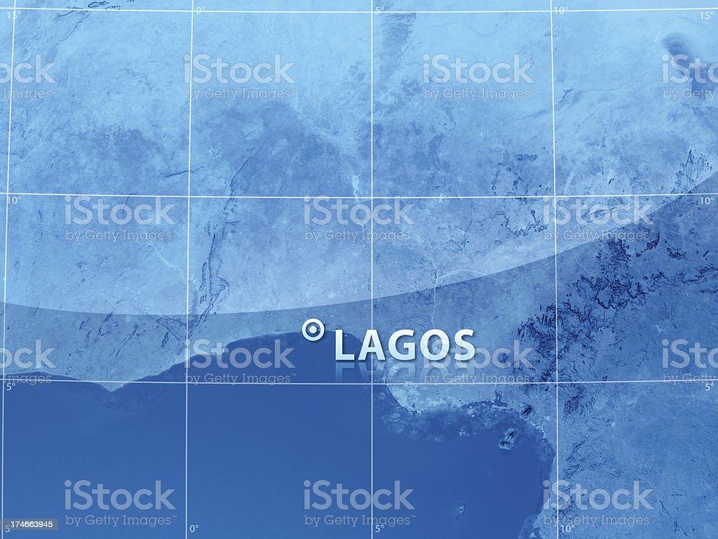 World City Lagos royalty-free stock photo