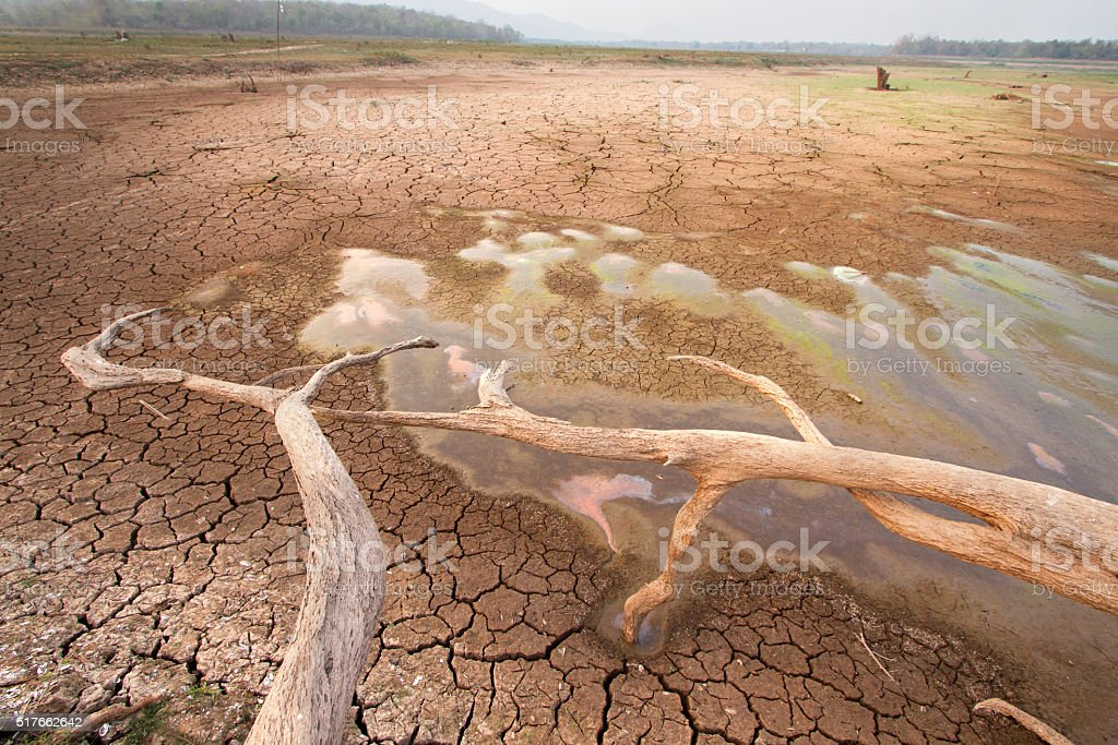 World Climate change stock photo