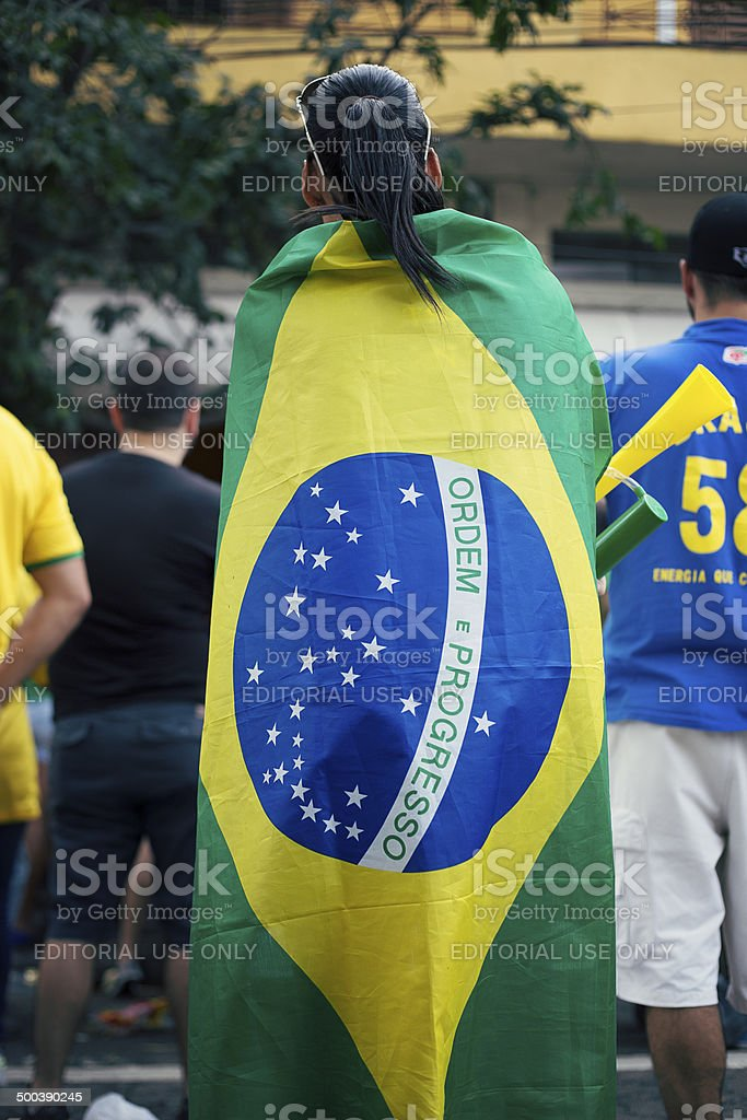 WorldCup 2014 royalty-free stock photo