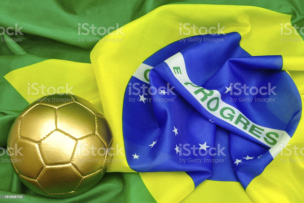 World Cup Brazil royalty-free stock photo