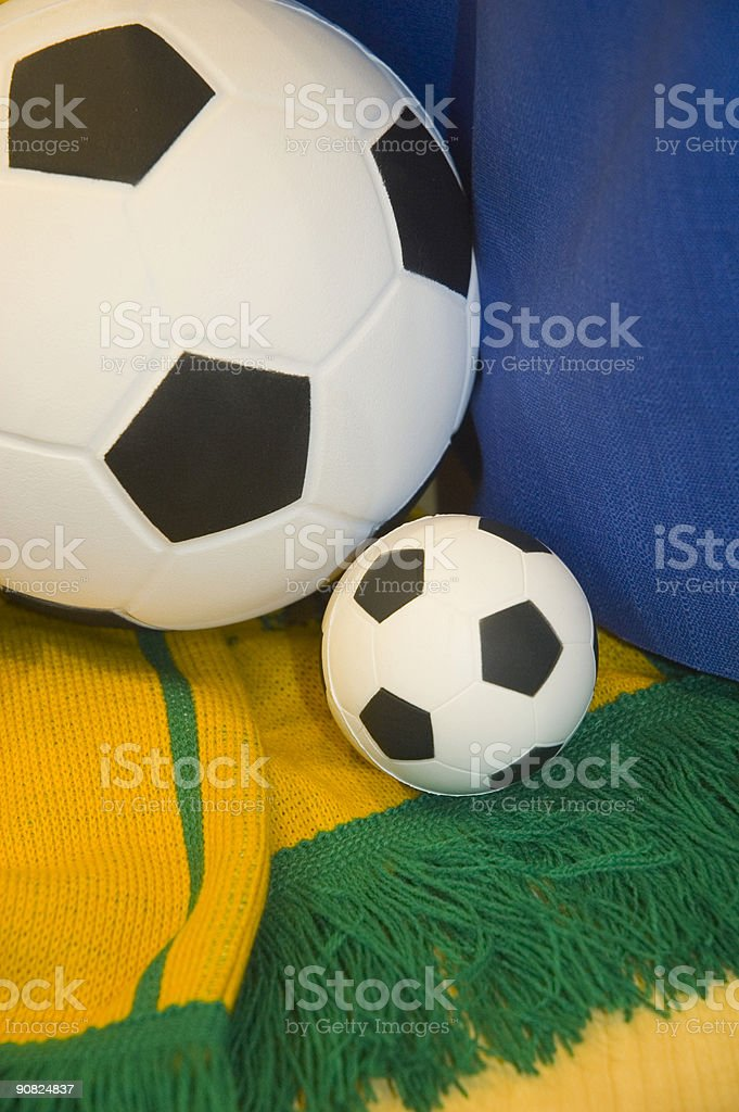 World Cup Fever 3 royalty-free stock photo
